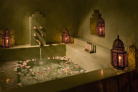 Moroccan Bath with 60min Full Body Massage
