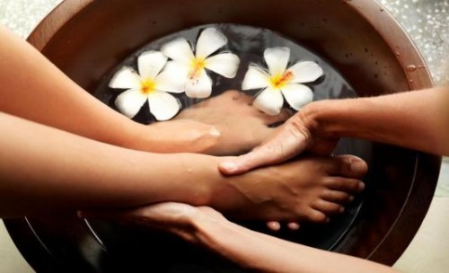 azzaspa - Spa Pedicure