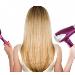 AzzaSpa-Blowdry Medium-Brushing