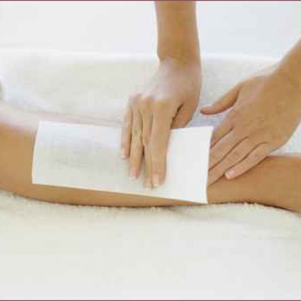 how to best prepare legs for waxing