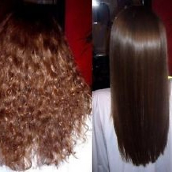 Keratin Treatment Medium Hair  Azza Spa  Best Home Service Salon and Spa in Dubai